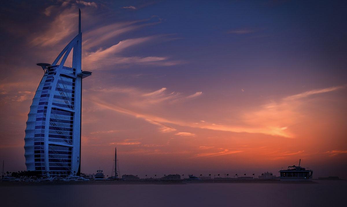 Dubai tourist attractions - Burj Al Arab