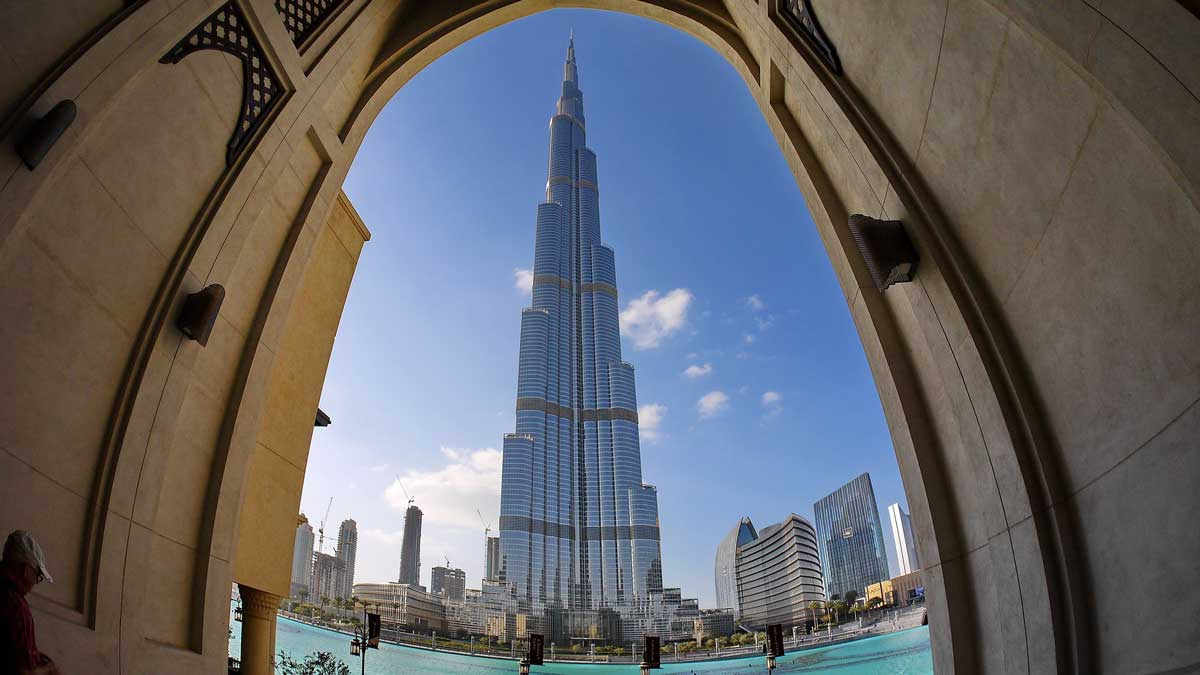 Dubai attractions - Burj Khalifa