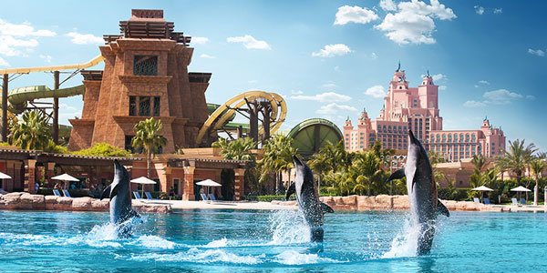 atlantis the palm waterpark