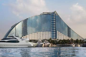 cheap dubai holidays - Jumeirah Beach Hotel
