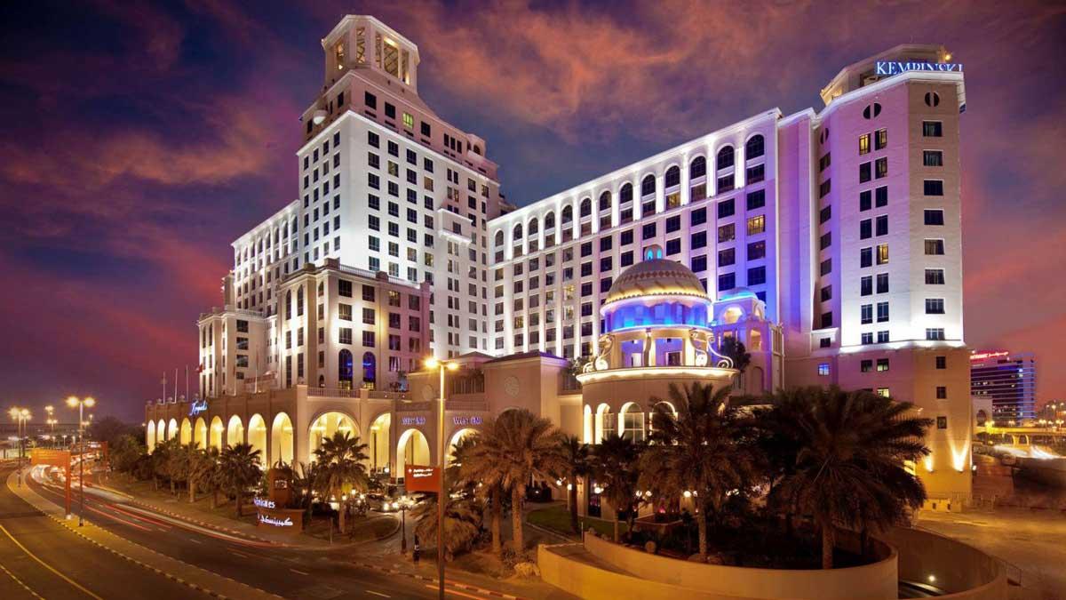 Dubai tourist attractions - Mall Of Emirates